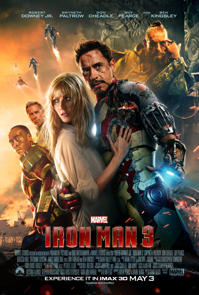 Iron Man 3 Clip and Trailer