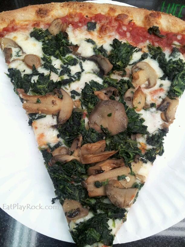 New York City Pizza