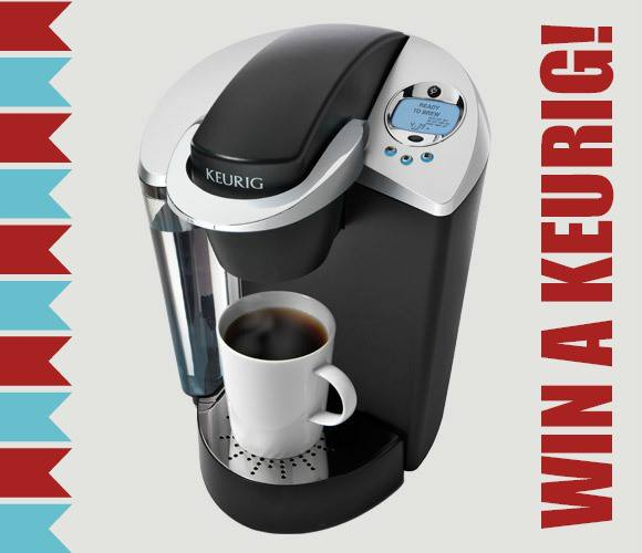 Learn how to trade up for a Keurig in September and enter to win a Keurig at Eat Play Rock