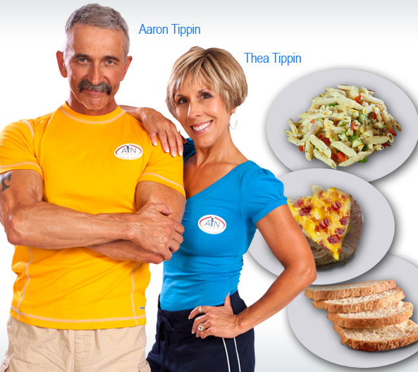 Aaron Tippin Nutrition Tip N Shaker