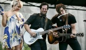 Dominic McManus On Stage With Steel Magnolia