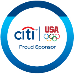 Citi USA Olympic Logo