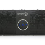 Storm shower mp3 player water resistant speaker #sponsored