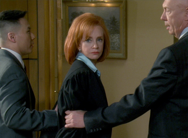 Swoosie Kurtz on Law and Order SVU