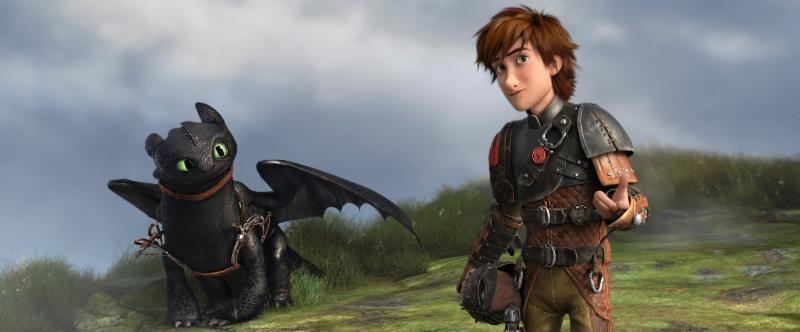 How To Train Your Dragon 2 in theaters June 13th