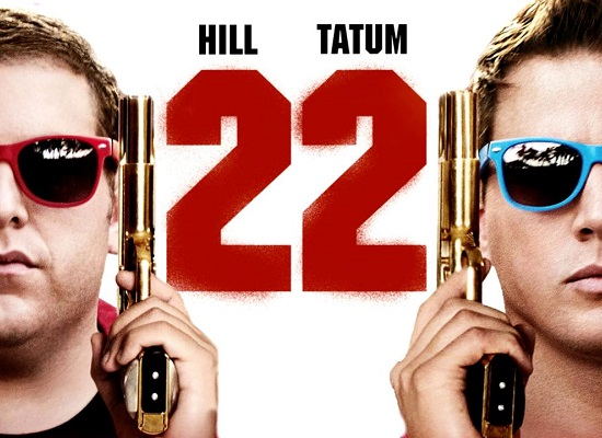 22 Jump Street, the sequel to 21 Jump Street, starring Channing Tatum, Jonah Hill and Ice Cube, is a comedy about cops going undercover at college.