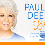Enter to win 2 tickets to see Paula Deen Live! at the Belk Theater in Charlotte, NC, on September 24th. Open to US. Giveaway ends on 9/18. #sponsored