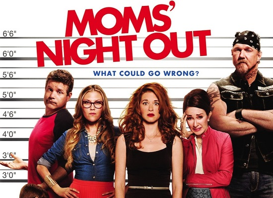 Moms Night Out Starring Sarah Drew, Patricia Heaton, Sean Astin and Trace Adkins #sponsored #MomsNightOut
