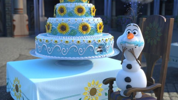 Take a first look at Disney's Frozen Fever #FrozenFever