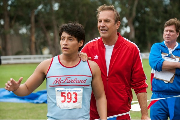 Exclusive McFarland USA Cast Interviews | Eat Play Rock