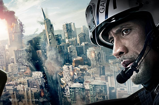 San Andreas Movie Review #SanAndreas