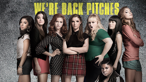 Pitch Perfect 2 Review #PitchPerfect2