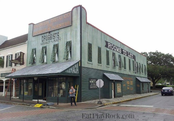 "On The Set Of Ben Affleck's ""Live By Night,"" Filming In Brunswick, Ga"