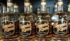 Smooth As Tennessee Whiskey | Thunder Road Distillery #ad #Sevierville