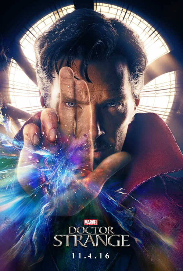 Comic-Con Debut: 2nd Doctor Strange Trailer #DrStrange
