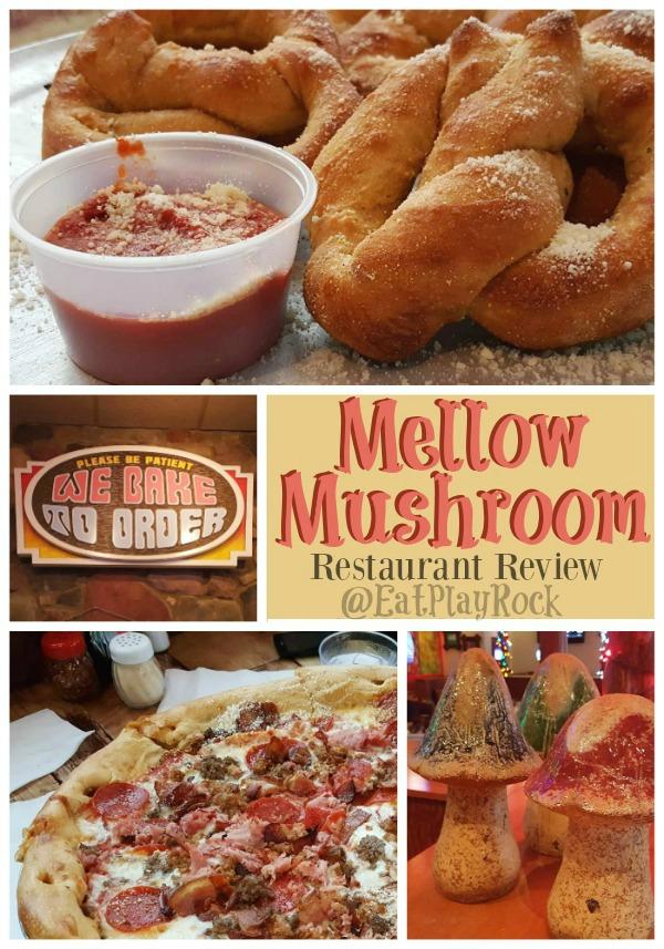 Mellow Mushroom Review {Pigeon Forge, TN} #MellowMushroom AD