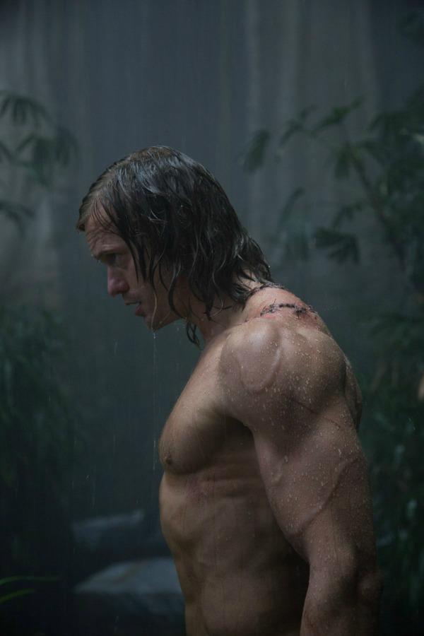 The Legend of Tarzan Starring Alexander Skarsgard} Movie Review #TheLegendOfTarzan
