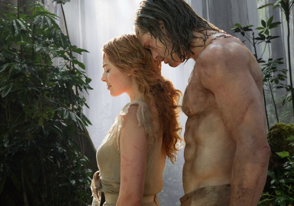 The Legend of Tarzan Starring Alexander Skarsgard} Movie Review #TheLegendOfTarzan