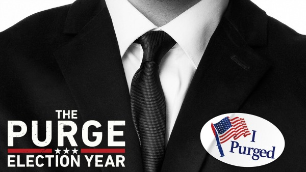 The Purge Election Year Movie Review #ThePurge