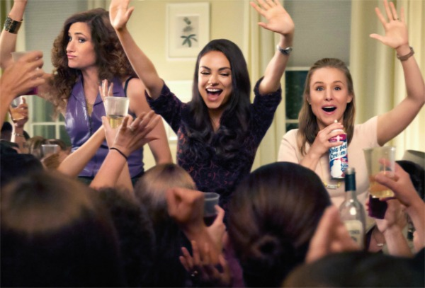 Bad Moms Movie Review #BadMoms #PartyLikeAMother