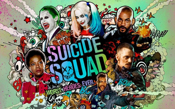 Suicide Squad Movie Review {Starring Will Smith & Margot Robbie}