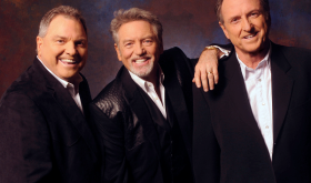 "Larry Gatlin & The Gatlin Brothers New Holiday Album ""We Say Merry Christmas"""