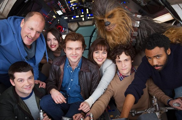 New Untitled Hans Solo Movie Begins Production