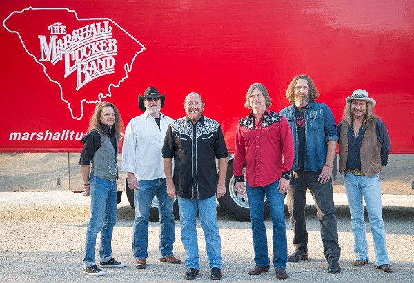 "The Marshall Tucker Band Announces ""45th Live In Concert"" Tour #MTB45"