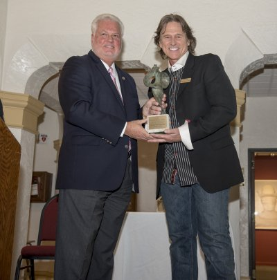 Billy Dean Officially Inducted In Florida Artists Hall Of Fame