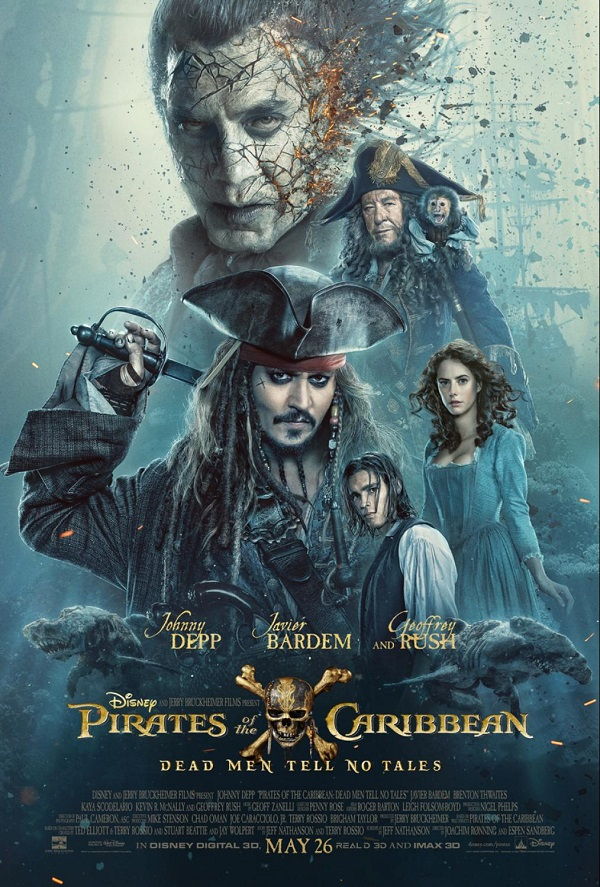 New Pirates Of The Caribbean: Dead Men Tell No Tales Featurette #PiratesLife #PiratesOfTheCaribbean