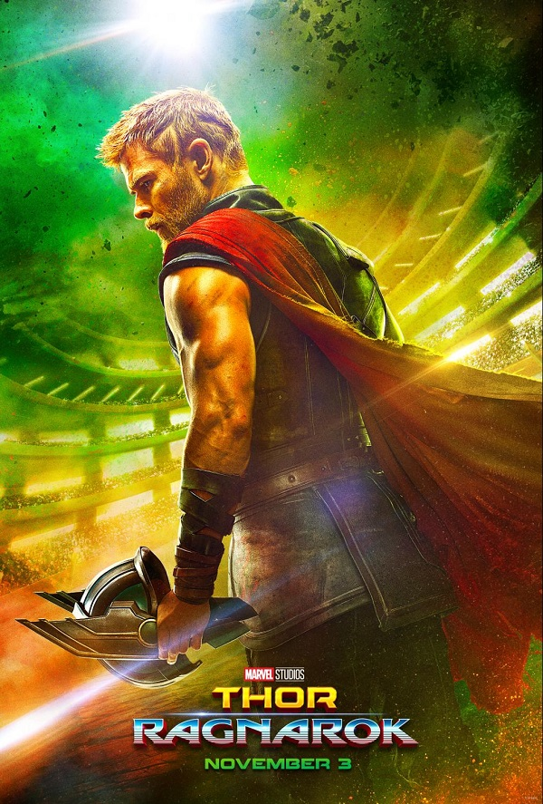 Check Out The New Thor Ragnarok Teaser Trailer #ThorRagnarok