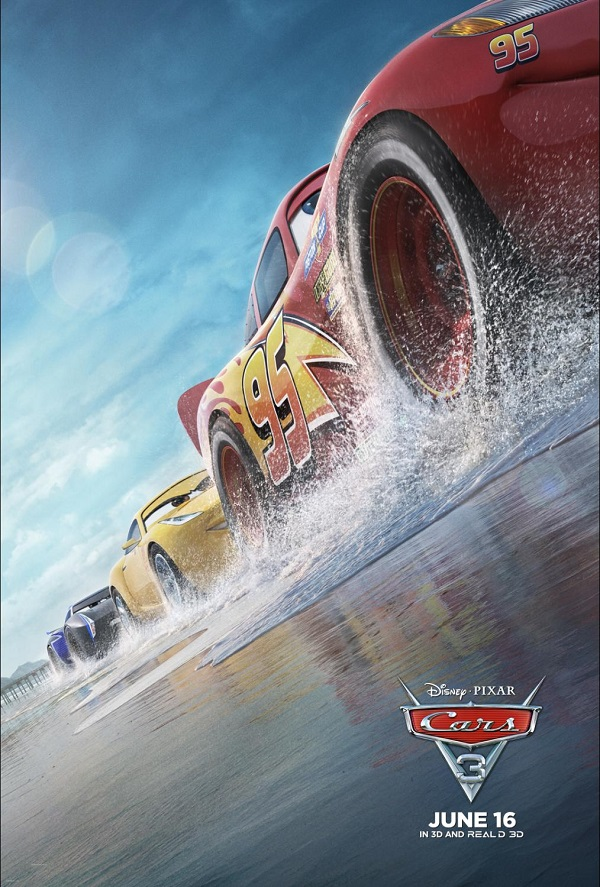 First Look At The New Cars 3 Trailer #Cars3