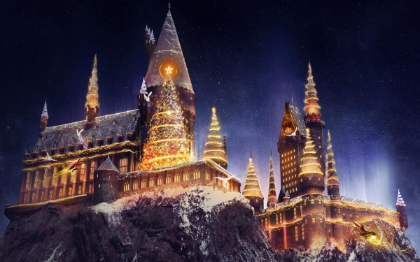 Christmas Is Coming To The Wizarding World Of Harry Potter #UniversalHolidays