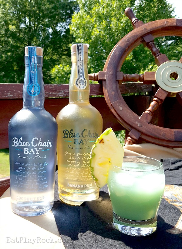 Easy Tropical Pirate Rum Punch Recipe The Perfect Pirate