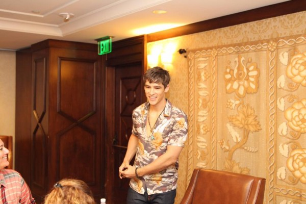 Brenton Thwaites Interview: Pirates, Johnny Depp & Skateboarding