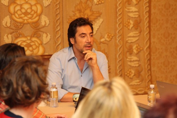Javier Bardem Interview: He Talks Johnny Depp, Rugby And Pirates #PiratesLifeEvent