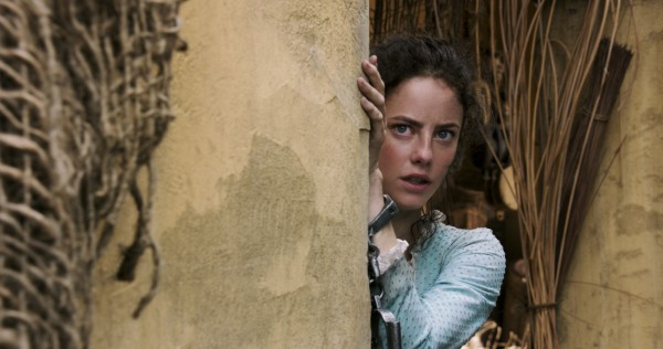 Kaya Scodelario Interview: Female Empowerment, Johnny Depp & 101 Dalmations #PiratesLifeEvent