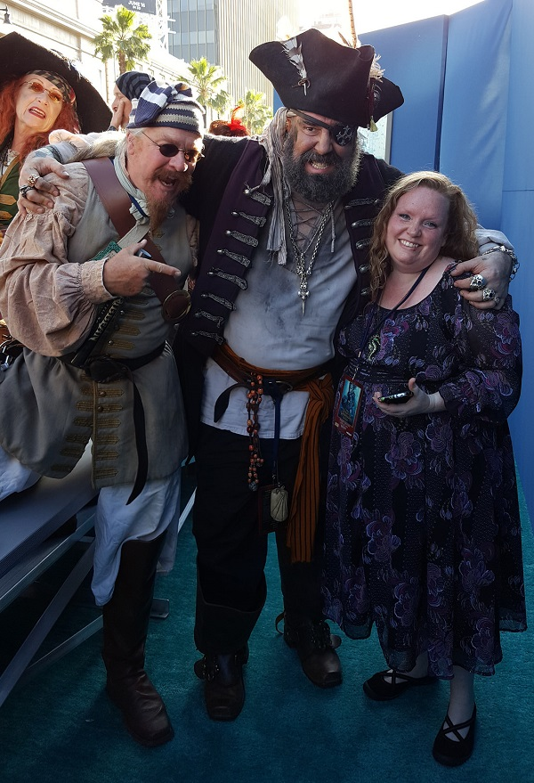 My Pirates Of The Caribbean Red Carpet & Pre-Party Experience #PiratesLifeEvent