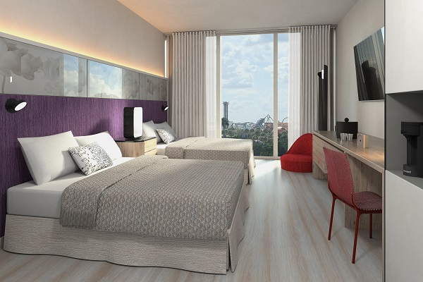 Universal Orlando Now Taking Reservations For New Aventura Hotel Opening August 2018