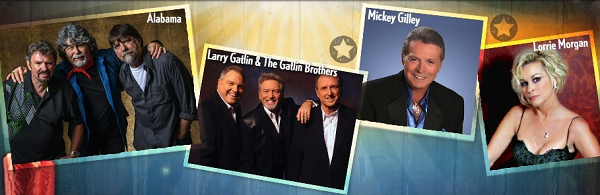 Sail Away On The 2018 Country Music Cruise w/ The Gatlin Brothers