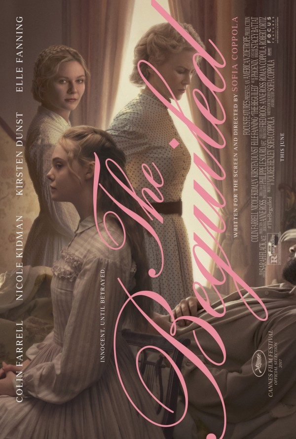 Interview: Sofia Coppola, Kirsten Dunst & Elle Fanning On The Beguiled #TheBeguiled