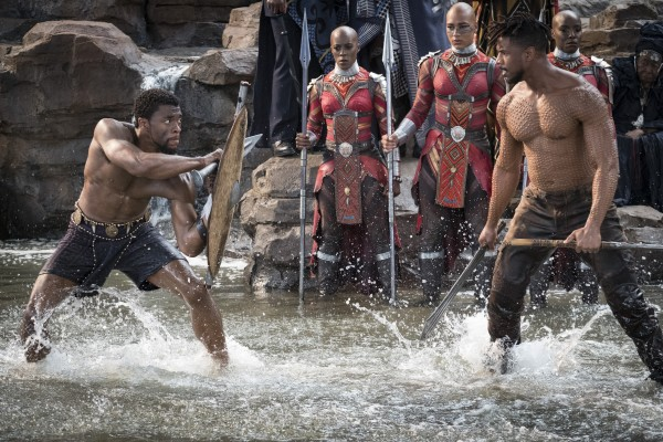 New Black Panther Poster, Pictures & Trailer #BlackPanther