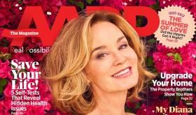 Jessica Lange Covers AARP Magazine For August/September