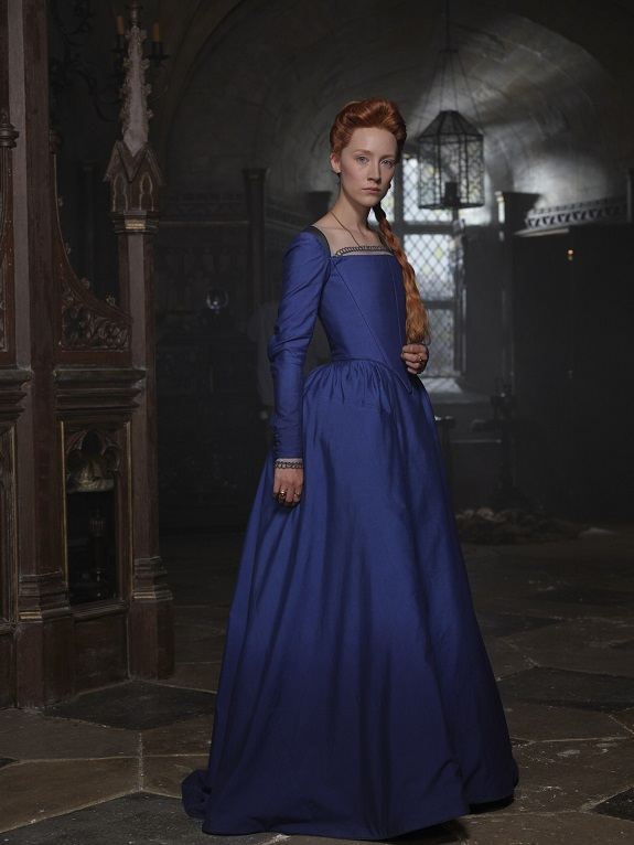First Look At Mary, Queen Of Scots