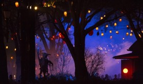 New Details On Halloween Horror Nights Scare Zones