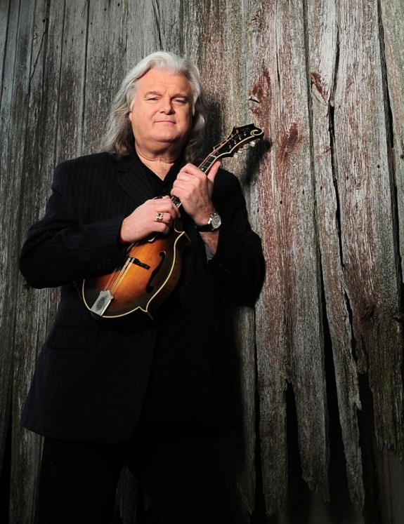 Ricky Skaggs To Serve As Special Guest On 75th Santa Train #santatrainis75