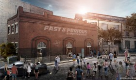 First Look At Fast & Furious Supercharged Attraction