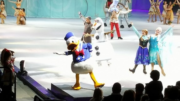 Experiencing Disney On Ice As Adults