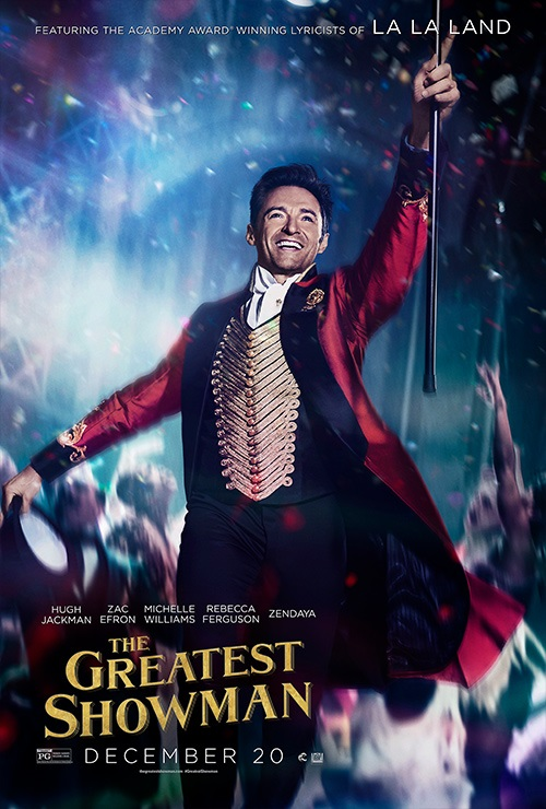 Spoiler Free The Greatest Showman Review #GreatestShowman