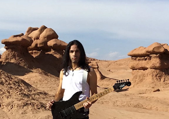 "Guitarist Ethan Brosh To Release ""Conspiracy"" 2/16"